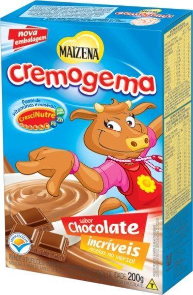 CREMOGEMA 180G CHOCOLATE