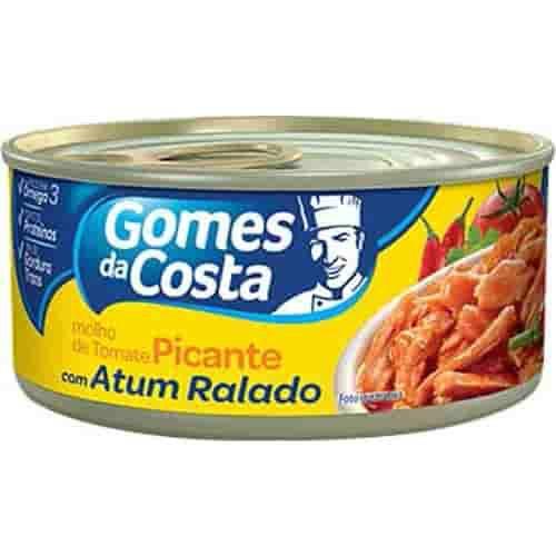 ATUM GOMES COSTA 170G RALADO TOM PICANTE