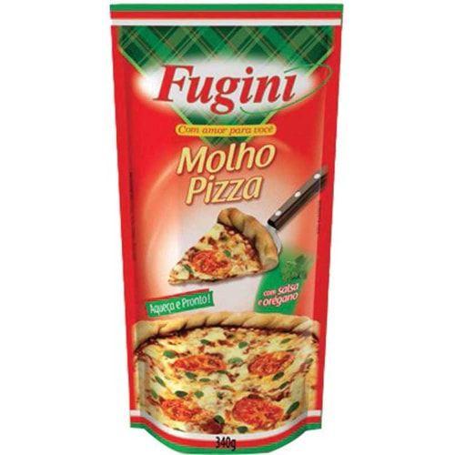 Molho Tomate 340G Fugini Pizza Sache