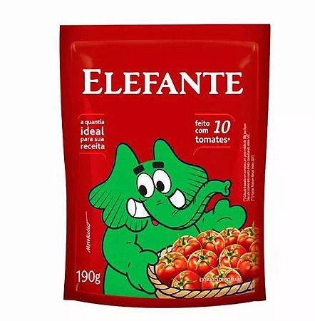 Extrato de Tomate 190G Elefante Sache