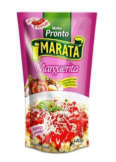 MOLHO TOMATE 340G MARATA MARGUERITA SACHE