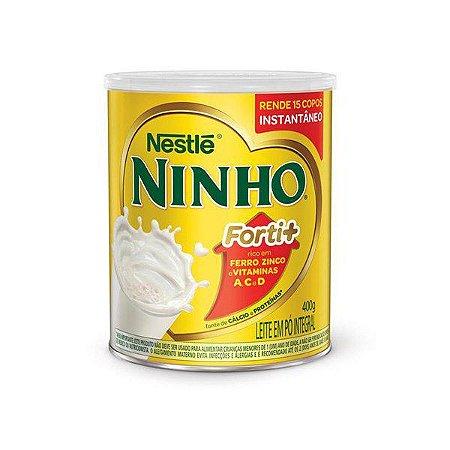 LEITE PO NINHO 400G INSTANTANEO