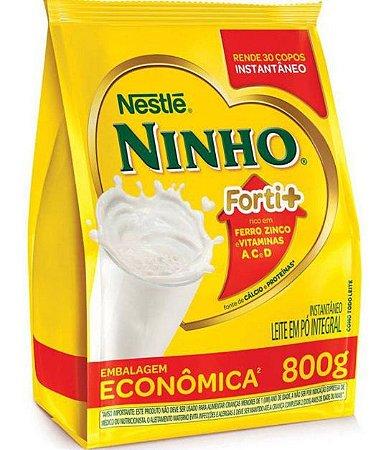 LEITE PO NINHO 800G INSTANTANEO