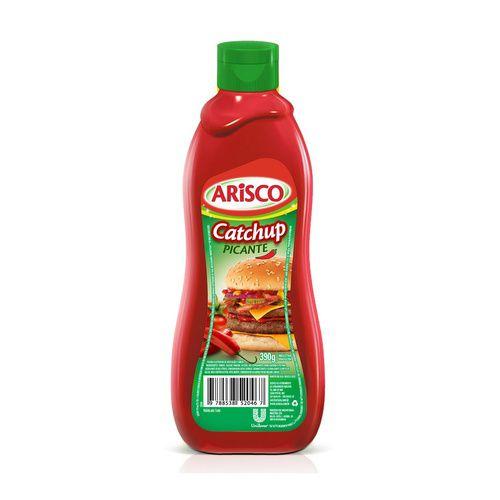 CATCHUP ARISCO 390G PICANTE PET