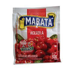 REFRESCO MARATA 30G ACEROLA