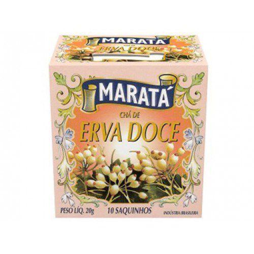 CHA MARATA 20G ERVA DOCE