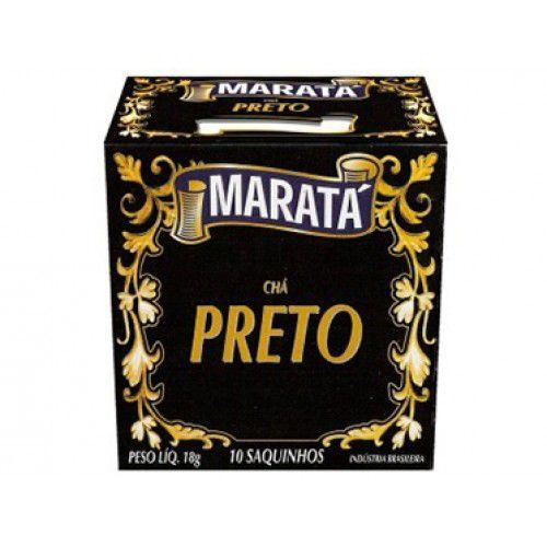 CHA MARATA 18G PRETO