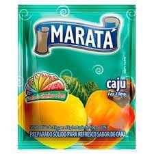 Refresco Marata 30G Caju