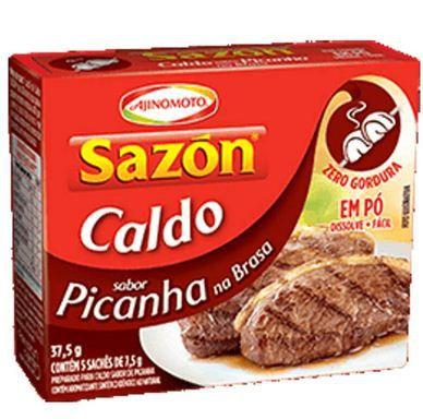 SAZON CALDO 37,5G PICANHA
