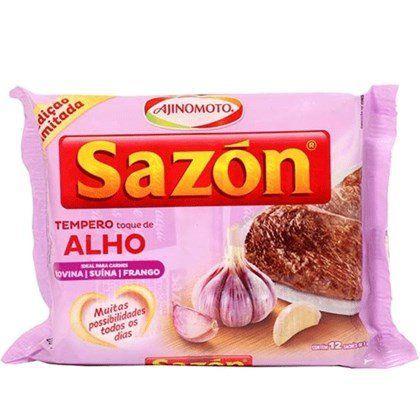 SAZON TOQUE DE ALHO 60G