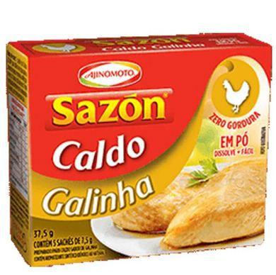 SAZON CALDO 37,5G GALINHA