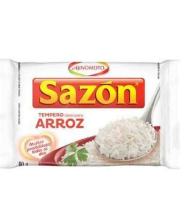 SAZON PARA ARROZ BRANCO 60G