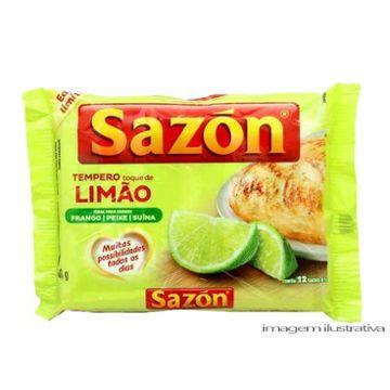 SAZON TOQUE DE LIMAO 60G