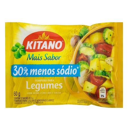 TEMPERO MAIS SABOR 60G PARA LEGUMES