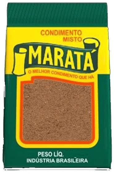 CONDIMENTO MISTO MARATA 97G