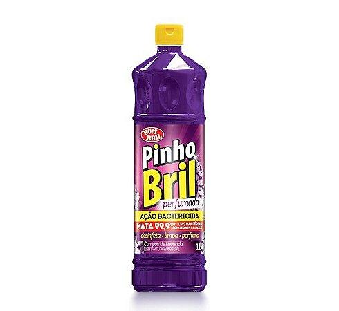 Desinfetante Pinho Bril 1L Lavanda