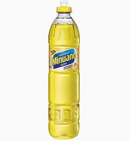 Detergente Minuano 500Ml Neutro