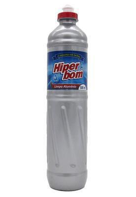 Limpa Aluminio Hiper Bom 500Ml