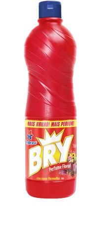 Cera Bry 750Ml Vermelha Perfumada