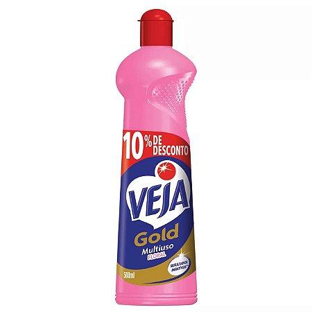 VEJA MULTI-USO 500ML+10% GTS FLORAL