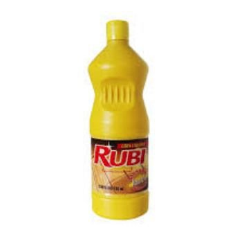 Cera Rubi 750Ml Amarela