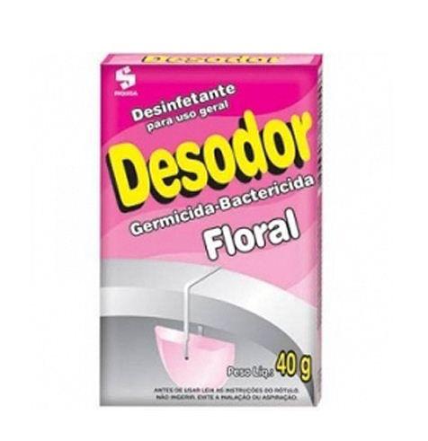 PEDRA SANIT DESODOR 40G FLORAL