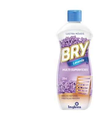 Lustra Moveis Bry 200Ml Jasmim