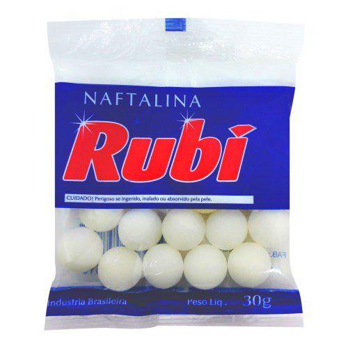 Naftalina Rubi 30G