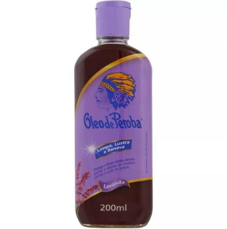 OLEO PEROBA KING 200ML LAVANDA