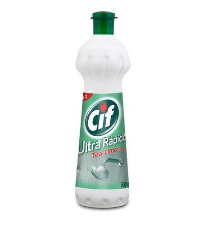 Cif Ultra Rapido 500Ml Tira Limo Com Cloro