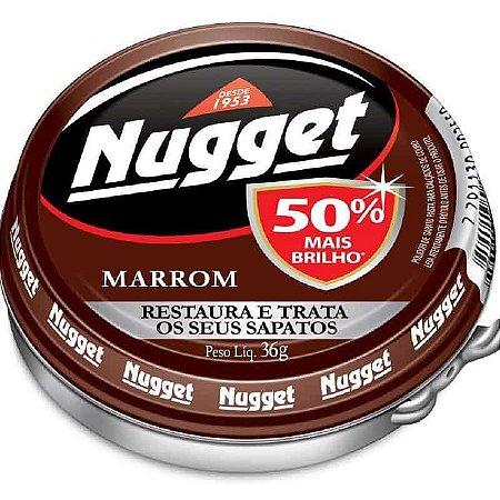 Nugget Pasta 36G Marrom