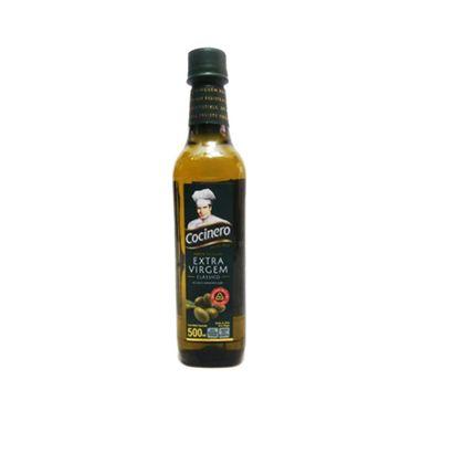 Azeite Oliva 500Ml Cocinero Extra Virgem