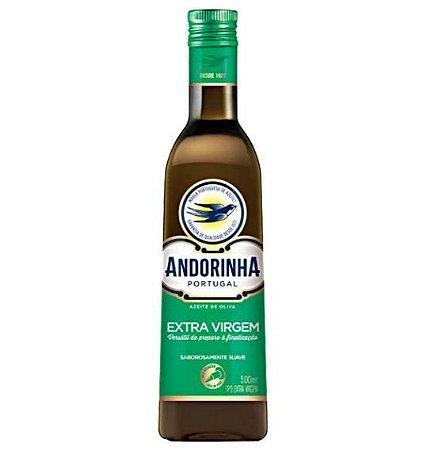 Azeite Oliva 500Ml Andorinha Extra Virgem Vidro