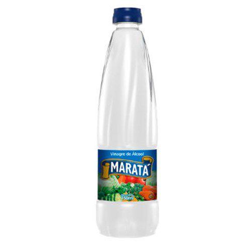 Vinagre Marata 750Ml Alcool