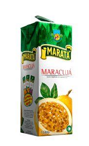 Suco Marata 1000Ml Nectar Maracuja