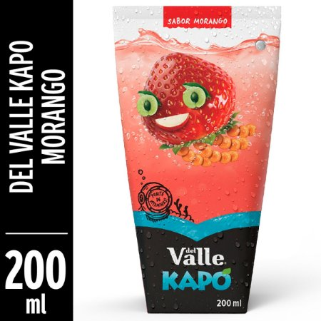 Kapo 200Ml Morango