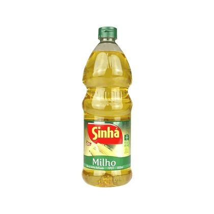 Oleo Especial Milho 900Ml Sinha