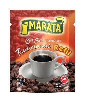 CAFE MARATA SOLUVEL 50G