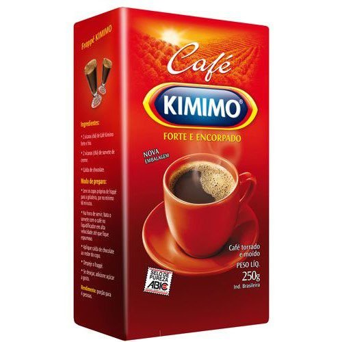 CAFE KIMIMO 250G A VACUO