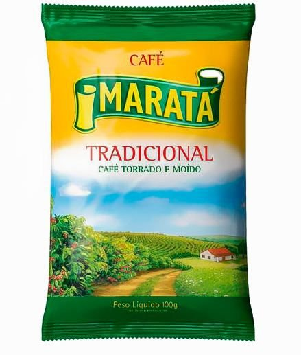 CAFE MARATA 100G ALMOFADA