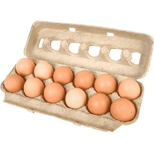 Ovos De Quintal Duzia