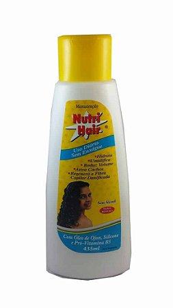 Creme Pentear Nutri Hair 435Ml Oleo De Ojon