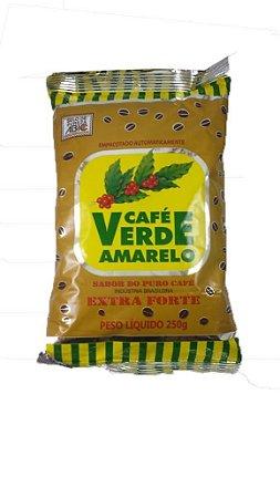 CAFE VERDE AMARELO 250G
