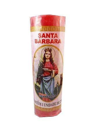 Vela Guanabara 7Dias St Barbara