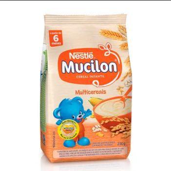 MUCILON 230G MULTI CEREAIS SACHE