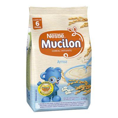 MUCILON 230G ARROZ SACHE