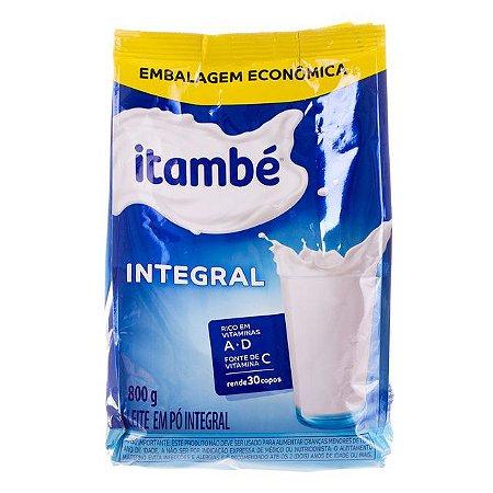 LEITE PO ITAMBE 800G INTEGRAL