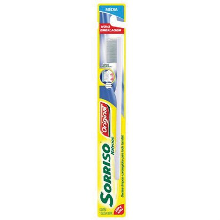 Escova de Dente Sorriso Original Media
