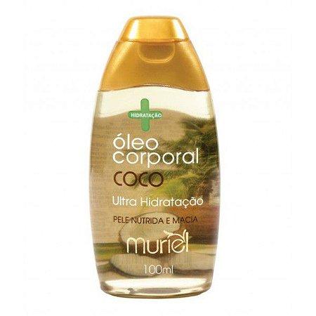 Oleo Corporal Muriel 100Ml Coco