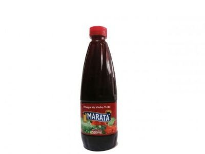 Vinagre Marata 500Ml Vinho Tinto
